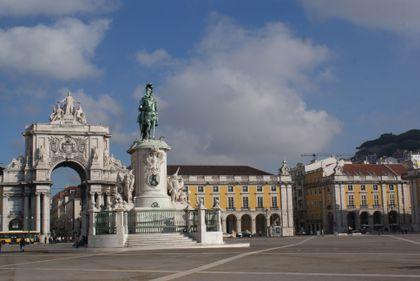 Lisabona, oraşul în care proprietăţile centrale nu au căutare