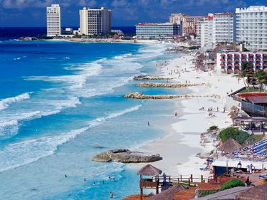 Vacanţă în paradis: Cancun