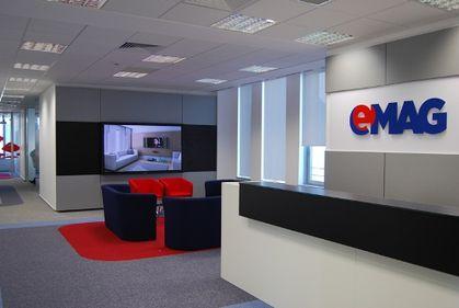 eMag se muta in Swan Office & Technology Park