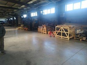 spatiu industrial in Popesti-Leordeni de închiriat Bucuresti