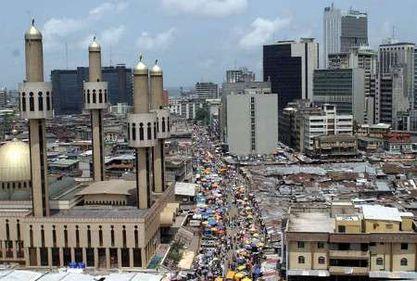 Lagos, metropola africană cu o evoluţie spectaculoasă