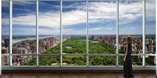 Cea mai scumpă clădire din New York: în One57, prețul mediu depășește 65.000 dolari/mp (FOTO)