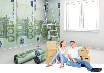 Ce apartament îşi permite un român cu salariu mediu