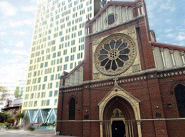 Proprietarul Cathedral Plaza a cerut revizuirea deciziei de anulare a autorizaţiei de construire