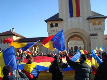 1 Decembrie, în Alba Iulia: orașul în care s-a scris istoria României moderne