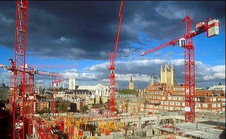 Piaţa construcţiilor din România încă amorţită