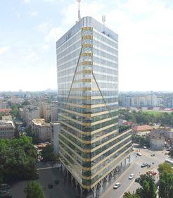Prima clădire verde din Bucureşti, Euro Tower, închiriată în proporţie de 90%