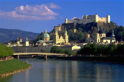 În Salzburg, cele mai căutate proprietăţi pot fi mai scumpe decât în Viena