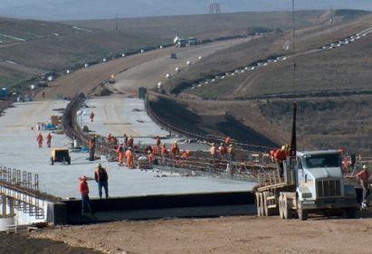 O nouă autostradă este în plan, pentru România: tronsonul Târgu Neamț-Iași