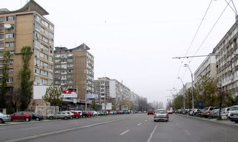 Bulevardul Cantemir: o zonă căutată de firme, ocolită de particulari