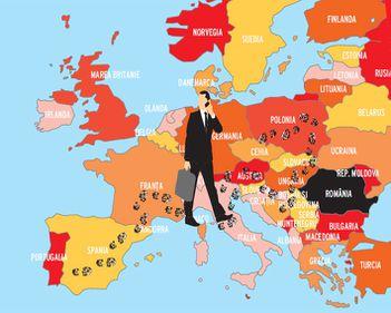 Europa de Est, atractiva pentru investitorii straini. Romania nu este mentionata