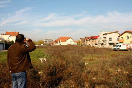 """Dezvoltatorii spanioli, forţaţi să """"mişte"""" terenurile cumpărate în Bucureşti înainte de criză"""