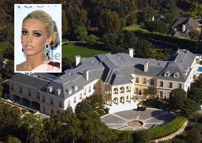 Fiica lui Bernie Ecclestone a cumpărat cea mai scumpă casă din Statele Unite