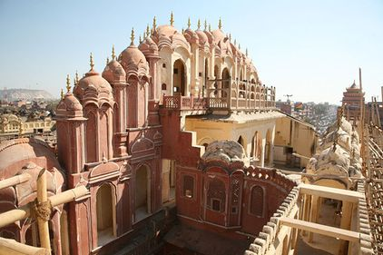 Jaipur, una dintre speranţele imobiliare ale Indiei