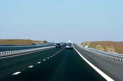 De astăzi, se dă drumul la circulaţie pe două benzi pe sens între Cernavodă şi Constanţa