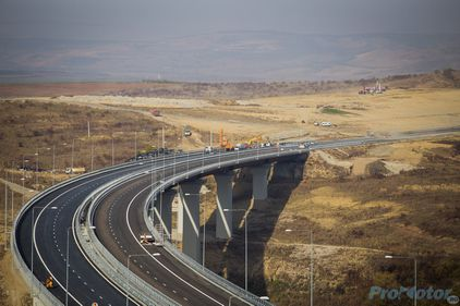 Se redeschide autostrada care s-a prăbușit imediat după inaugurare - tronsonul 3 Sibiu-Orăștie