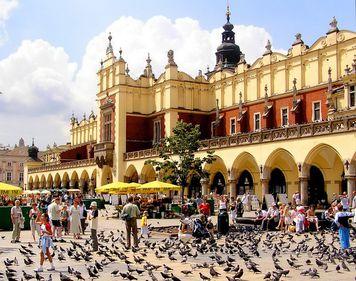 Cracovia, printre oraşele europene cu cele mai bine conservate centre istorice