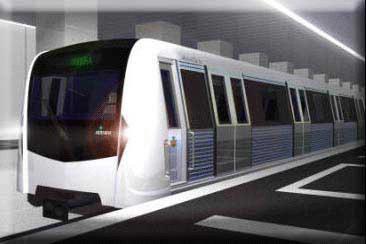 Metrorex extinde magistrala 4 cu două staţii
