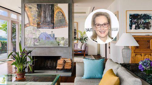 Meryl Streep își modifică portofoliul imobiliar