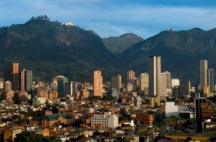 Bogota, metropola transformată radical în ultima decadă