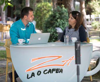 ZAI LA O CAFEA! - Ileana Preda :: Focus pe reprezentarea exclusiva și educație