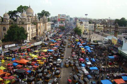 Imobiliarele din India atrag atenția întregului glob