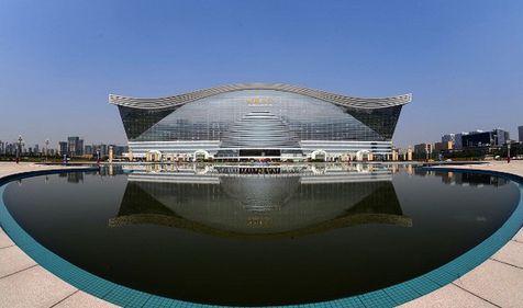 A fost inaugurată cea mai mare clădire din lume, care are un soare propriu (FOTO)