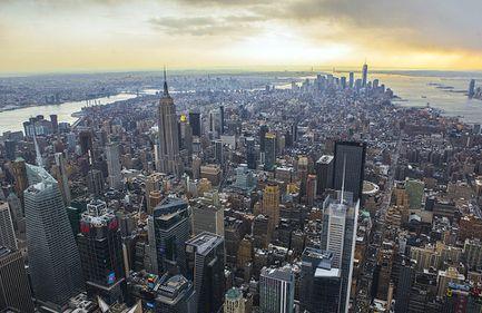 Rata de neocupare, sub 2%: Cât de greu este să închiriezi un apartament, în Manhattan?