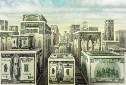 Tranzacţiile imobiliare se vor dubla în acest an pe seama eliberării portofoliilor toxice