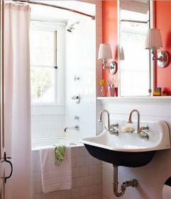Trucuri pentru a redecora baia rapid şi ieftin