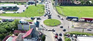 Încep lucrările la pasajul peste DN 1A de la Mogoșoaia
