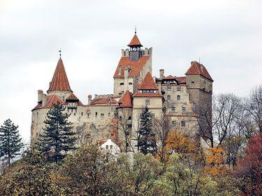 Castelul lui Dracula, unul dintre cele mai scumpe din lume
