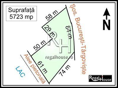 Teren Intravilan 5723 mp