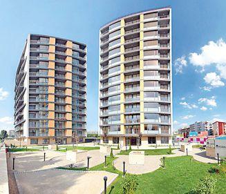 Apartamentele noi sunt la fel de scumpe în lei ca în 2008