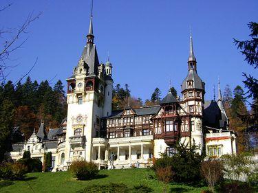 Top 10 – Castele din Europa