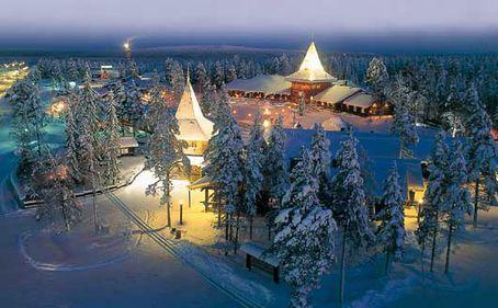 Laponia, ţinutul lui Moş Crăciun