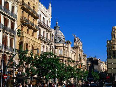 Valencia, oraşul spaniol adus în pragul falimentului de proiectele imobiliare de mare anvergură