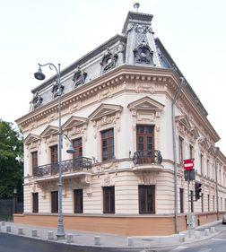 Investiție de 2 milioane euro: Clădire istorică din București, restaurată și deschisă publicului (FOTO)