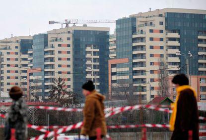 Cortina Residence din Bucureşti, scos din nou la vânzare pentru 7,3 milioane euro