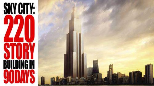 Chinezii vor construi cea mai înaltă clădire din lume în numai 90 de zile