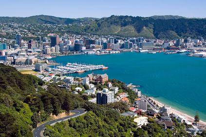 Wellington, capitala cu atmosferă de staţiune de vacanţă