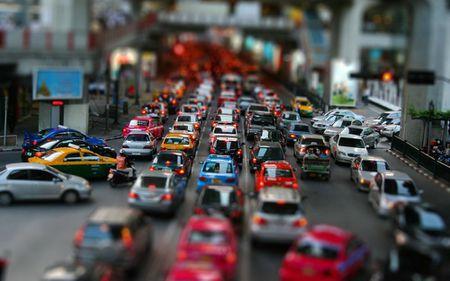 Top 10 – Orașe cu cel mai congestionat trafic din lume