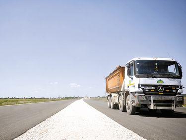 Lucrările la autostrada Bucureşti-Ploieşti: 10 km asfaltaţi în 4 ani. Vezi cum arată autostrada!