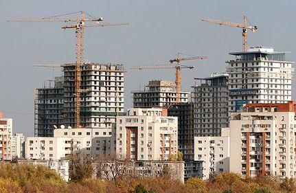 Construcţiile de locuinţe în scădere, în trimestrul I 2012