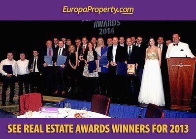 EuropaProperty a premiat companiile şi proiectele imobiliare ale anului 2013
