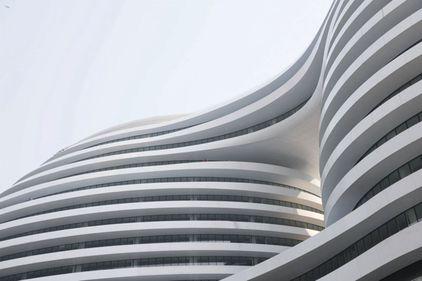 Cel mai spectaculos mall din lume. Este proiectat de o femeie