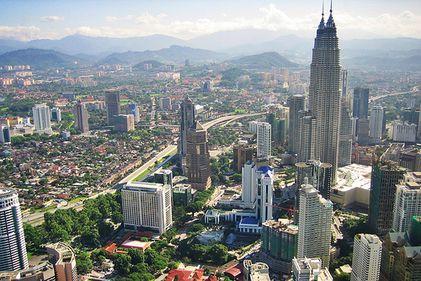 Kuala Lumpur, printre metropolele cu cea mai rapidă dezvoltare din Asia