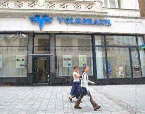 Volksbank, salvată de Guvernul austriac. Vânzarea sucursalei din România rămâne valabilă