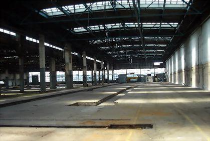 Segmentul industrial nu va vedea noi dezvoltări prea curând. Momentan, oferta depăşeşte cererea