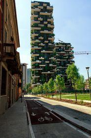 Reîmpădurirea orașelor: ofensiva pădurilor verticale construite pe clădiri turn
